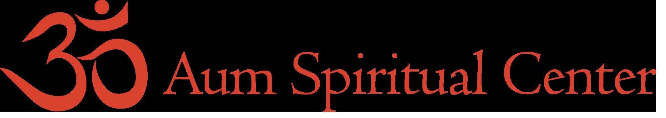 Aum Spiritual Center logo